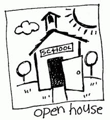 Open House on May 15