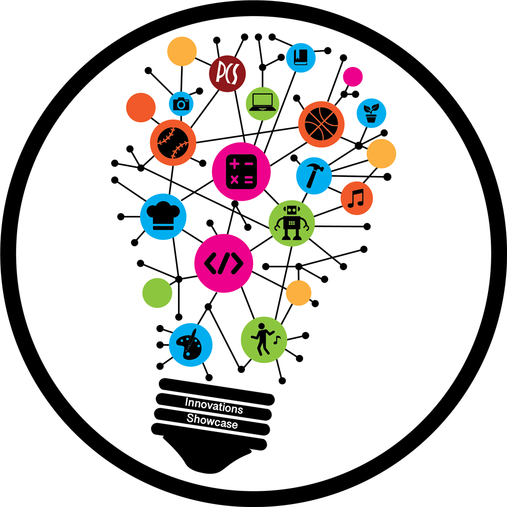 Innovations Showcase lightbulb logo