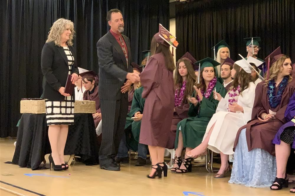 Alternative Education graduation 2019