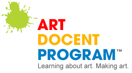 Art Docent Program Logo