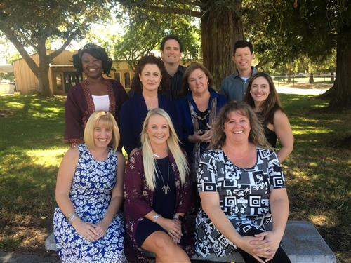 Counseling Dept Staff