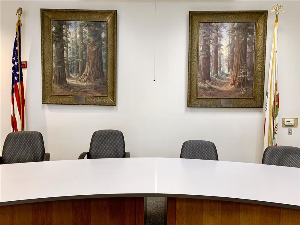 Photo of PCS Board Room