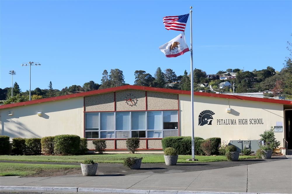 Petaluma High