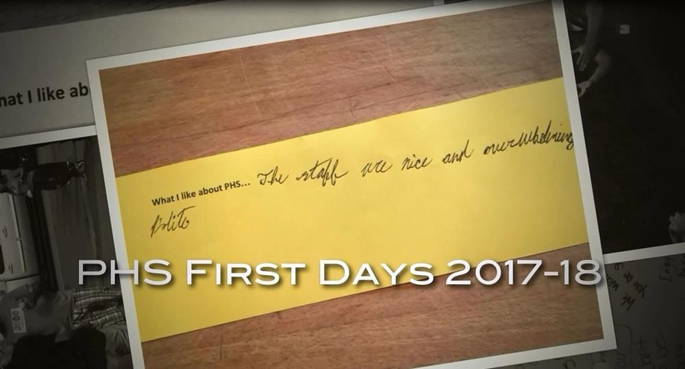 First Days Video