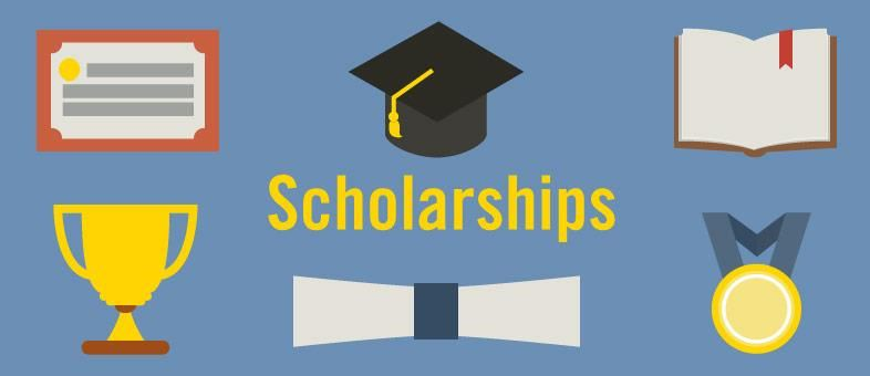 Scholarships header